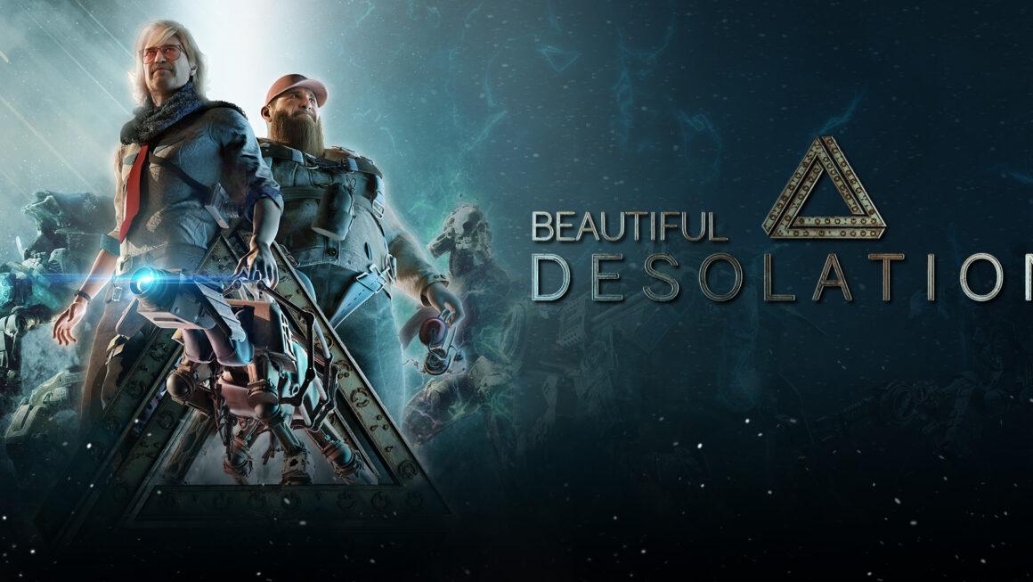 Gameplay voor PS4- en Switch-game Beautiful Desolation