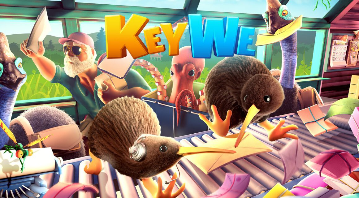 KeyWe is vanaf 28 september verkrijgbaar op PS5 en PS4