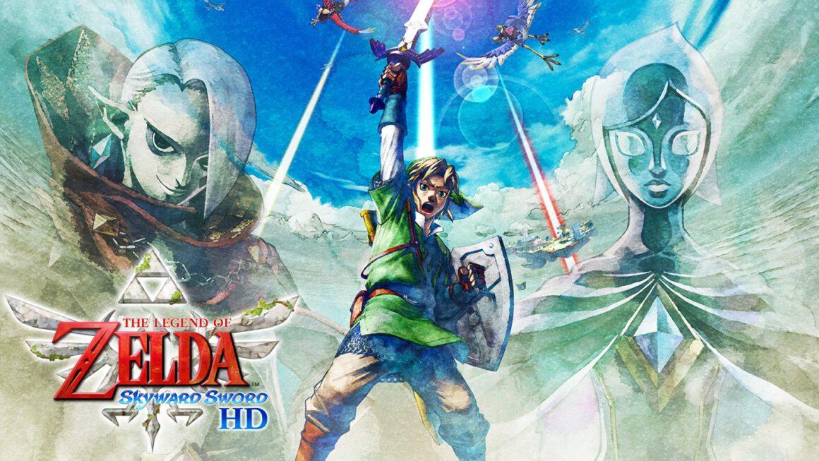Amiibo van Zelda en Loftwing verschijnt tegelijk met The Legend of Zelda: Skyward Sword HD