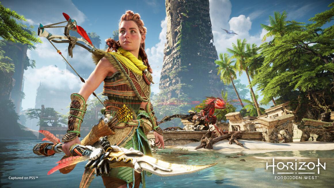 Haarscherpe screenshots voor Horizon Forbidden West