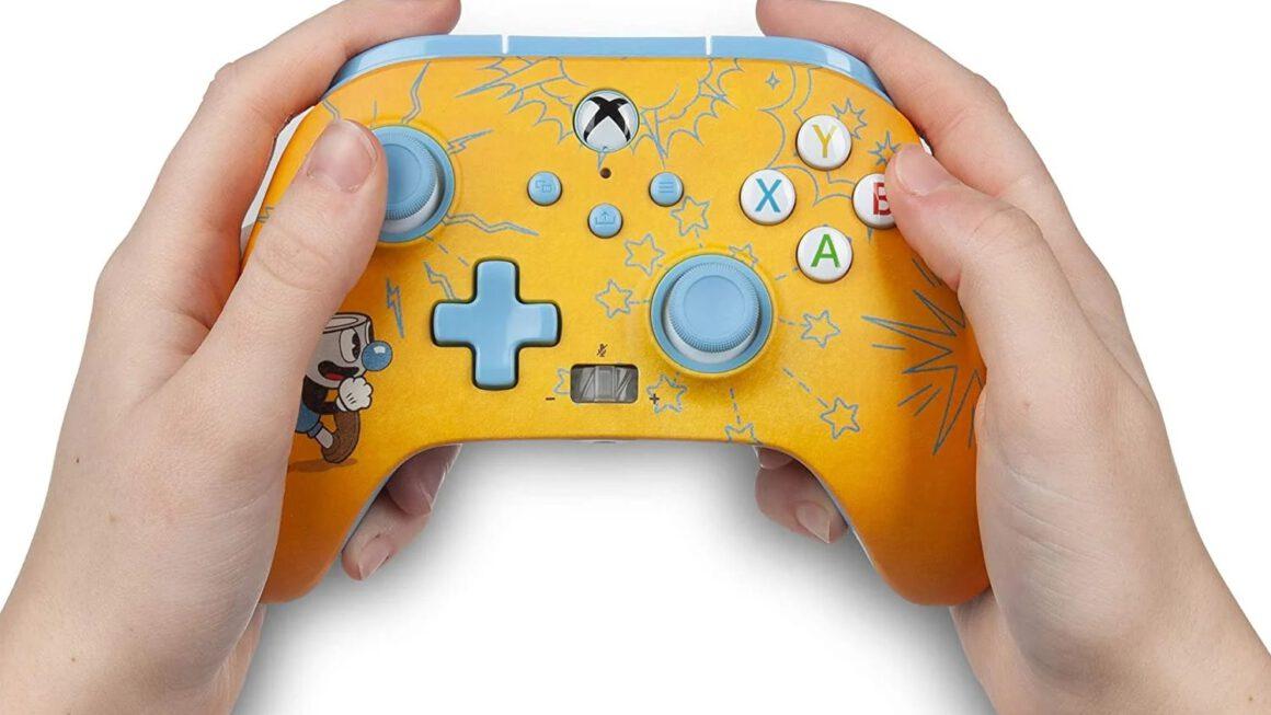 Powera komt met Cuphead Xbox Series-controller