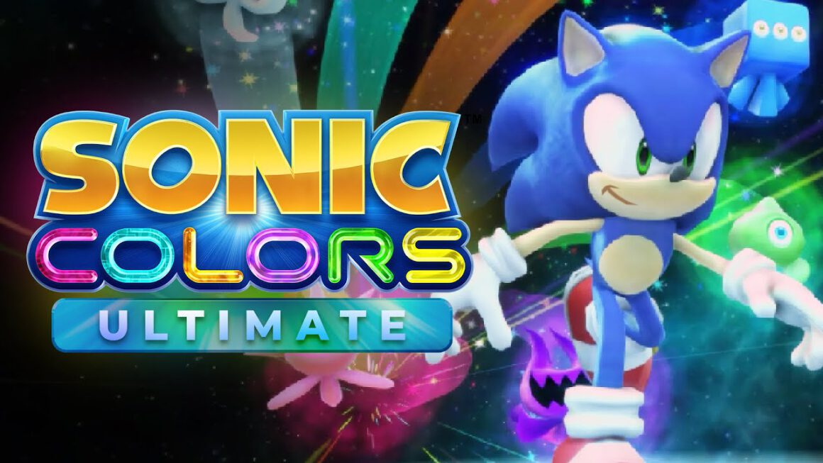 SEGA onthult Sonic Colours: Ultimate