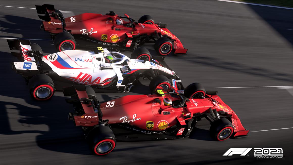 Codemasters en EA SPORTS geven nieuwe screenshots vrij van F1 2021