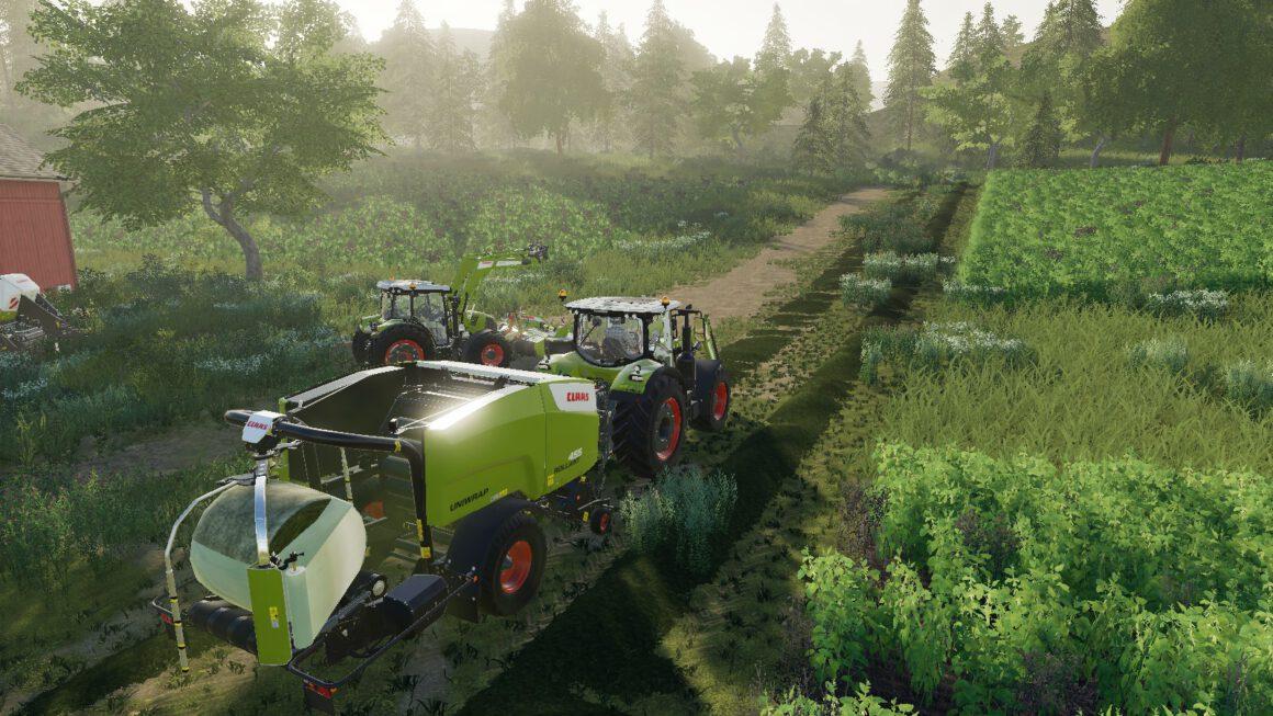 Eerste Farming Simulator 22 gameplay vandaag te zien op FarmCon