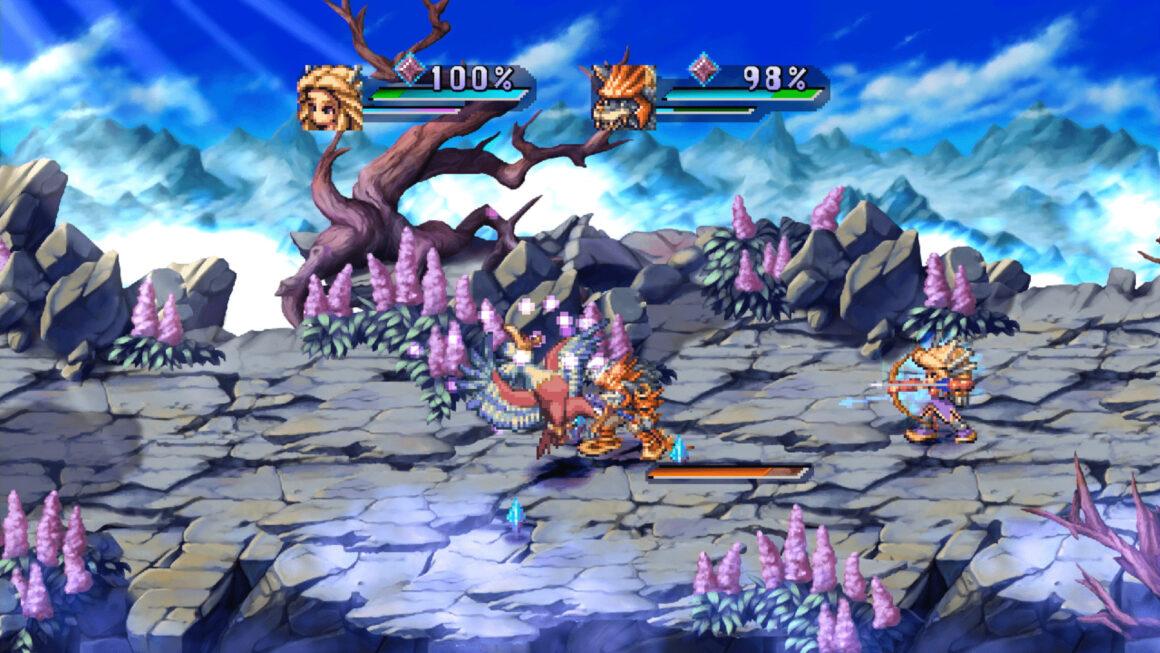 Begin vandaag een kleurrijke en mystieke reis in Legend of Mana