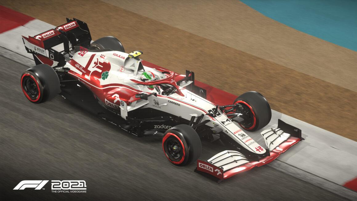 Eerste beelden van Spa-Francorchamps, Bahrain en Silverstone in F1 2021