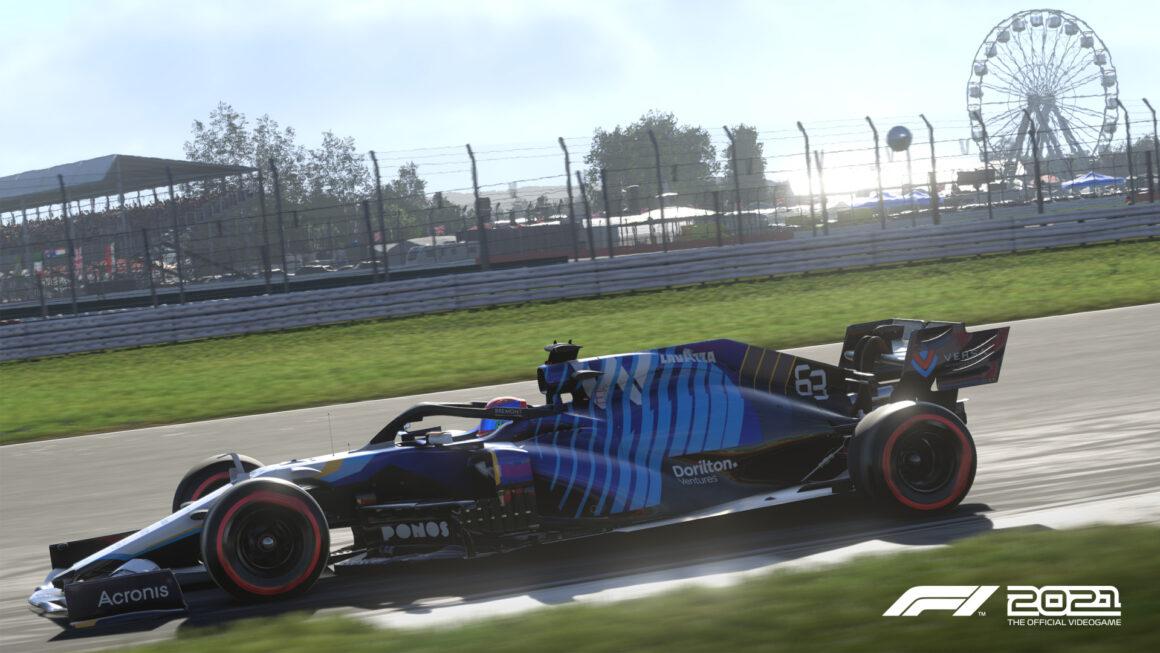 F1 2021 brengt 'After The Apex' contentserie uit met Daniel Ricciardo