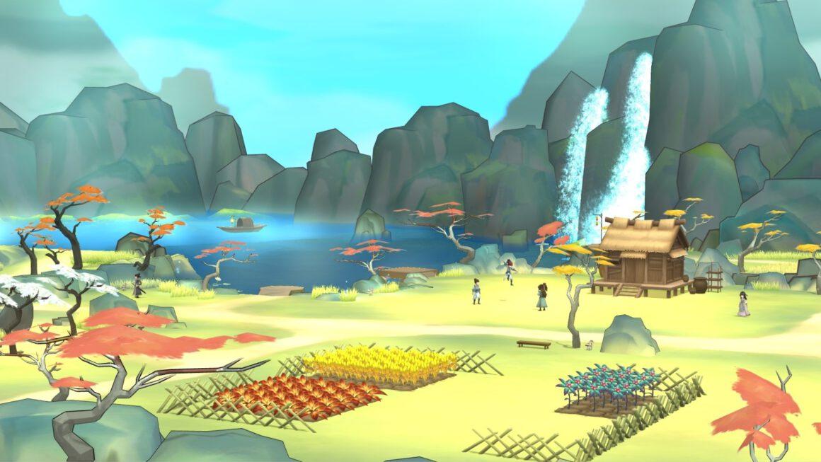 Immortal Life getoond voor de PS4 en Switch