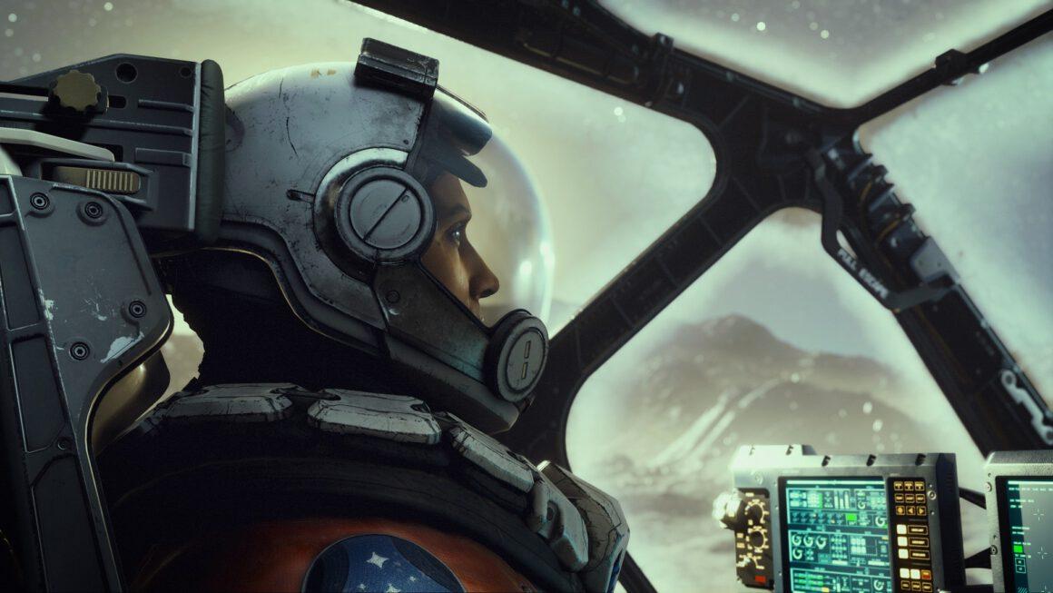 Into the Starfield: The Journey Begins laat zich zien