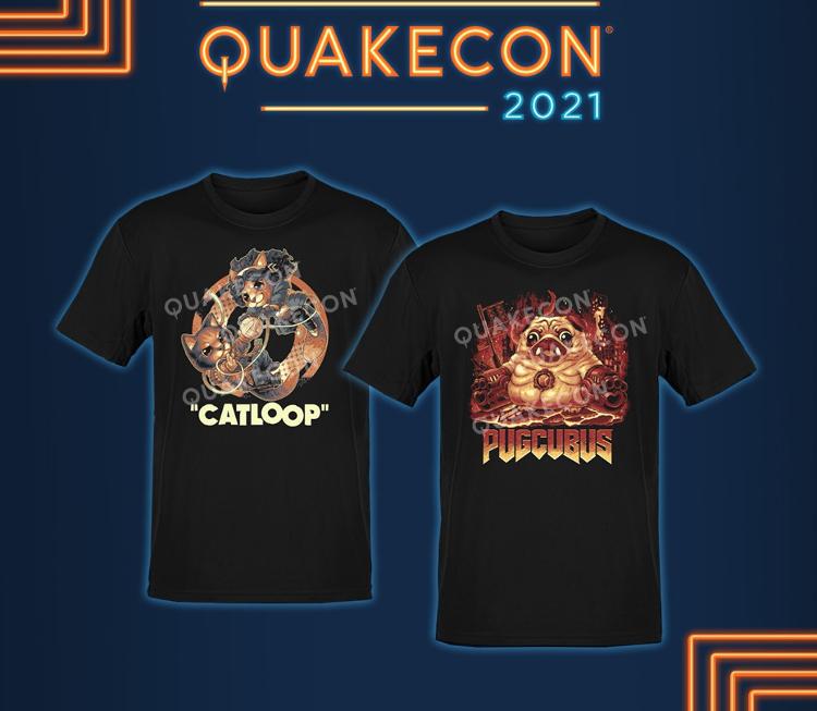 QuakeCon at Home is terug met livestreams, updates van Bethesda Games