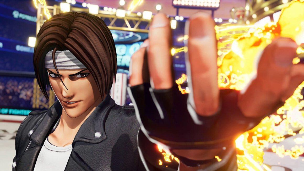 Kukri aan ons voorgesteld in King of Fighters XV
