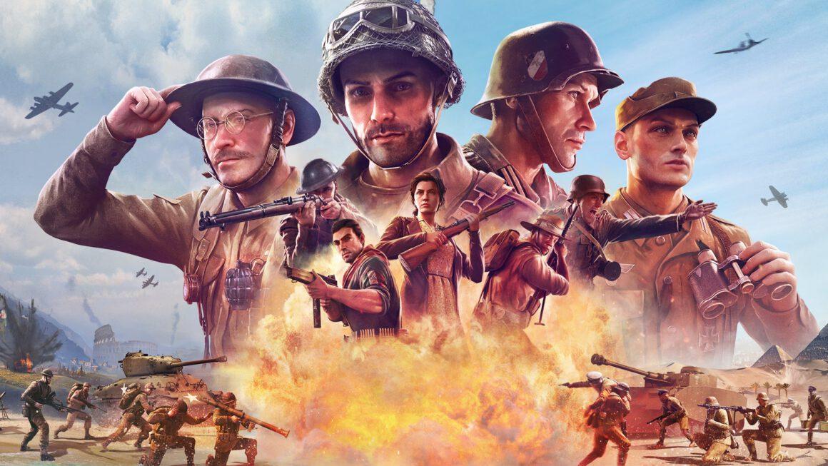 Company of Heroes 3 aangekondigd voor de PC