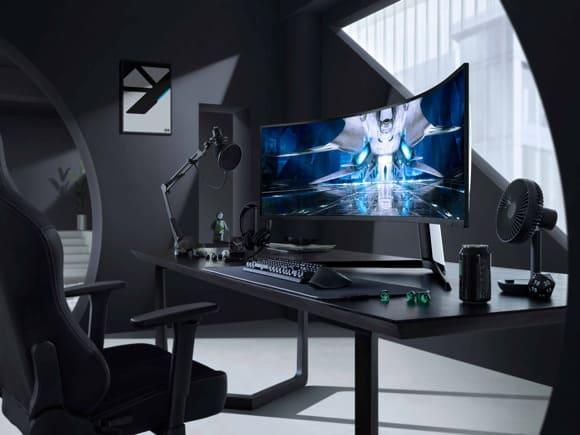 Samsung onthult de toekomst van gaming met de Odyssey Neo G9