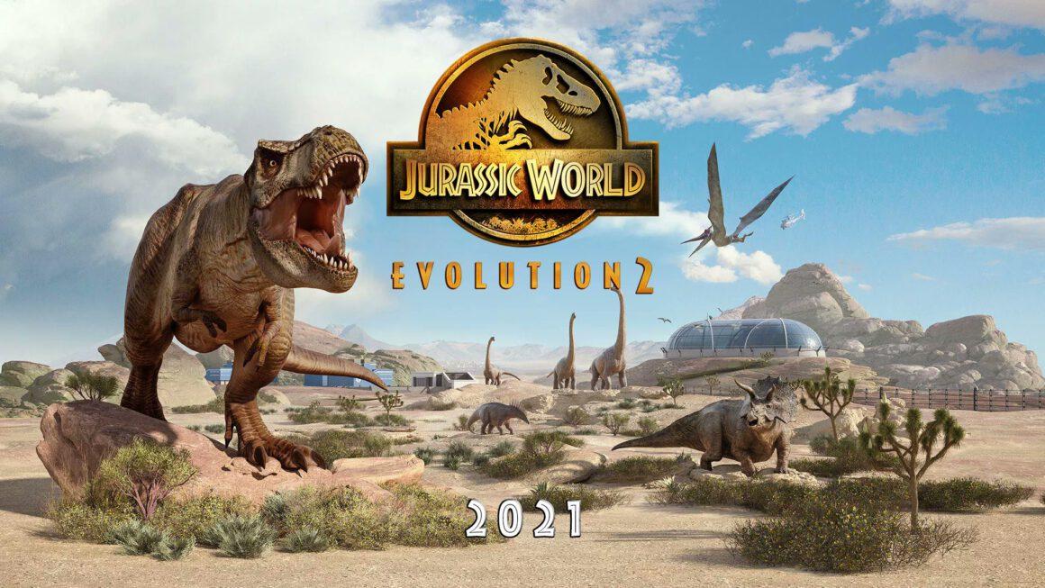 Video voor Jurassic World Evolution 2