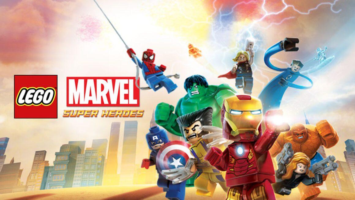 LEGO Marvel Super Heroes verschijnt deze herfst op Switch