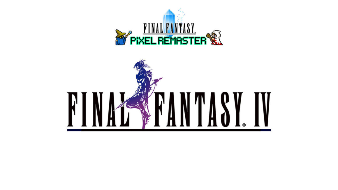 Final Fantasy IV: Pixel Remaster