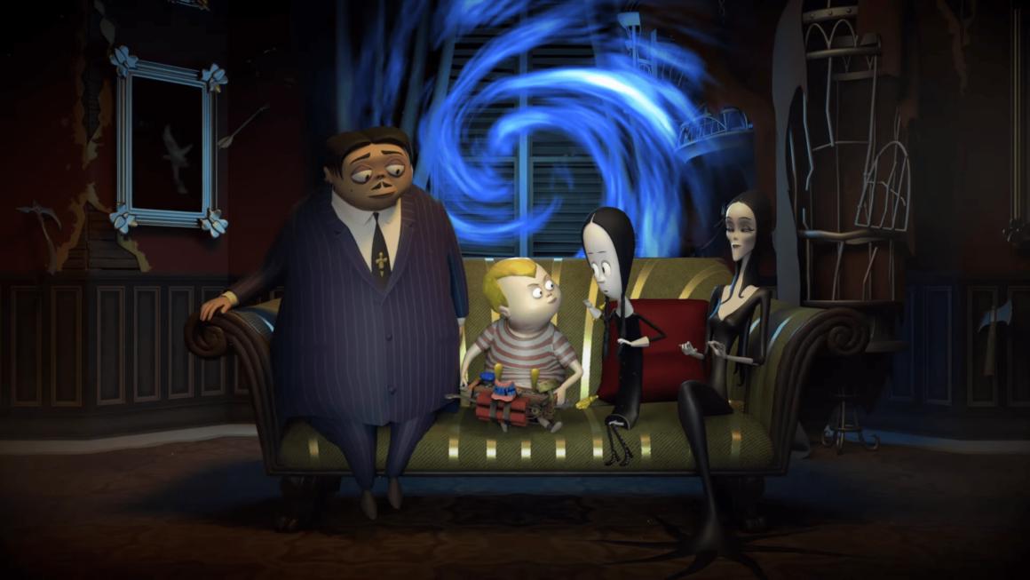 The Addams Family: Huize Herrie vandaag beschikbaar