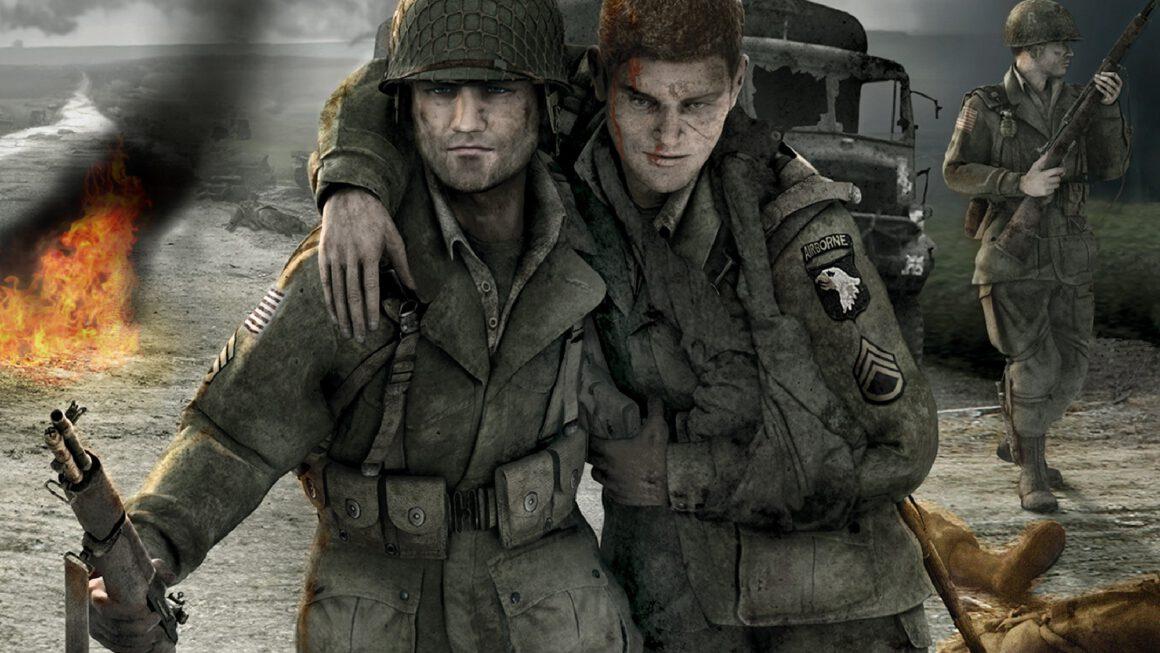 Gearbox werkt aan nieuwe Brothers in Arms-game