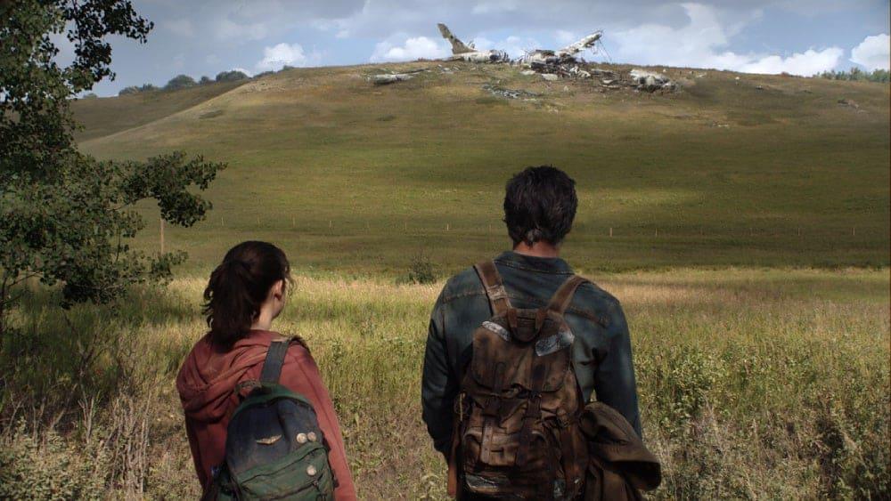 Eerste beeld van The Last of Us-serie