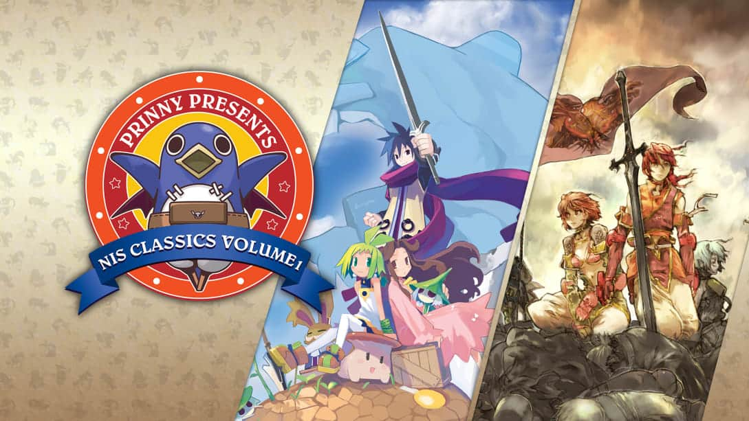 Prinny Presents NIS Classics Volume 1: Phantom Brave: The Hermuda Triangle Remastered / Soul Nomad & the World Eaters
