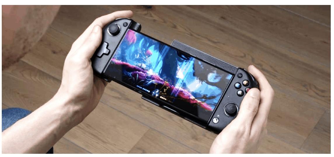 Eerste mobiele controller voor de Xbox nu verkrijgbaar