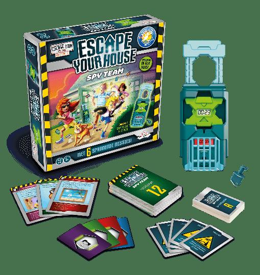 Escape Your House van Identity Games nu verkrijgbaar