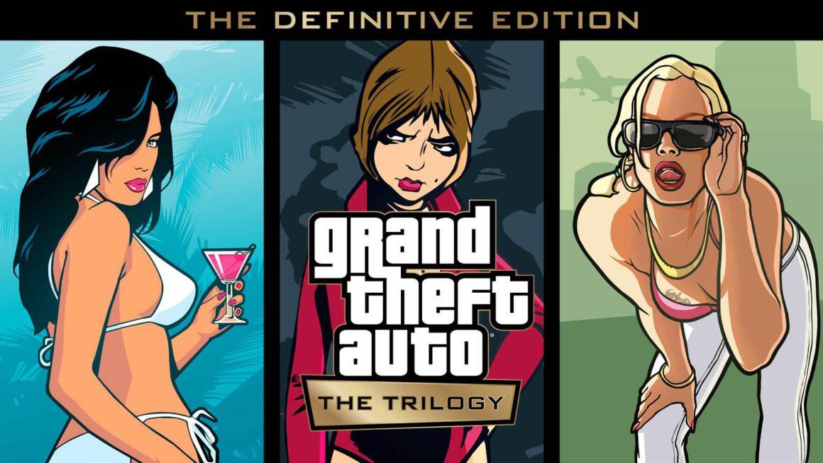 GTA: The Trilogy – Definitive Edition aangekondigd