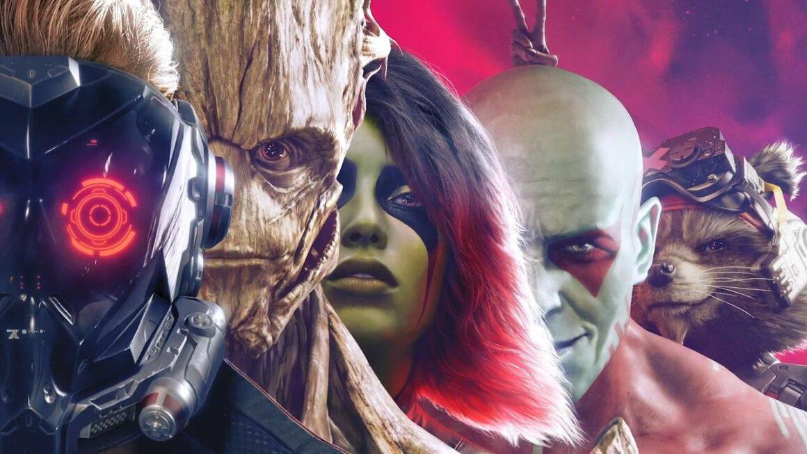 Drie kwartier gameplay van Marvel's Guardians of the Galaxy